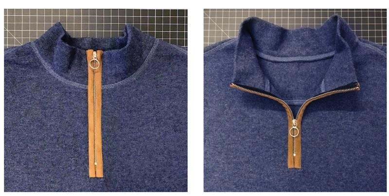 Застежка молния для свитера оттобре